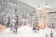 Schweiz: Grand Hotel des Bains
