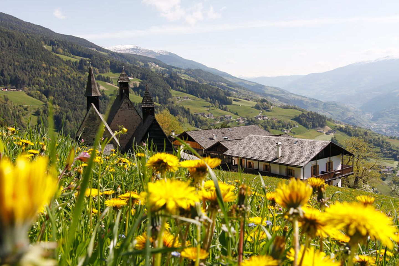 Italien: Gasthof Bad Dreikirchen