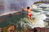 Devil's Pool, Victoria-Wasserfälle, Sambia