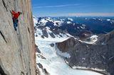Headwall, Cerro Torre