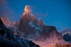 Der Gipfel der Gipfel
