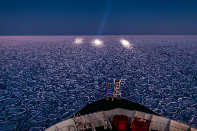 """Fotostrecke: Auf dem Forschungsschiff """"Polarstern"""" - Bild 5"""