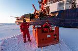 """Fotostrecke: Auf dem Forschungsschiff """"Polarstern"""" - Bild 9"""