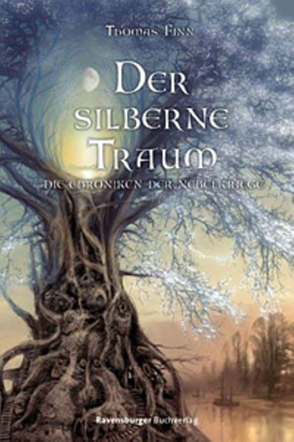 """Wunder im Wohnzimmer: Das Buch """"Der Silberne Traum"""" von Thomas Finn ist einer der Gewinne"""