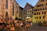 Tübingen, die Junge