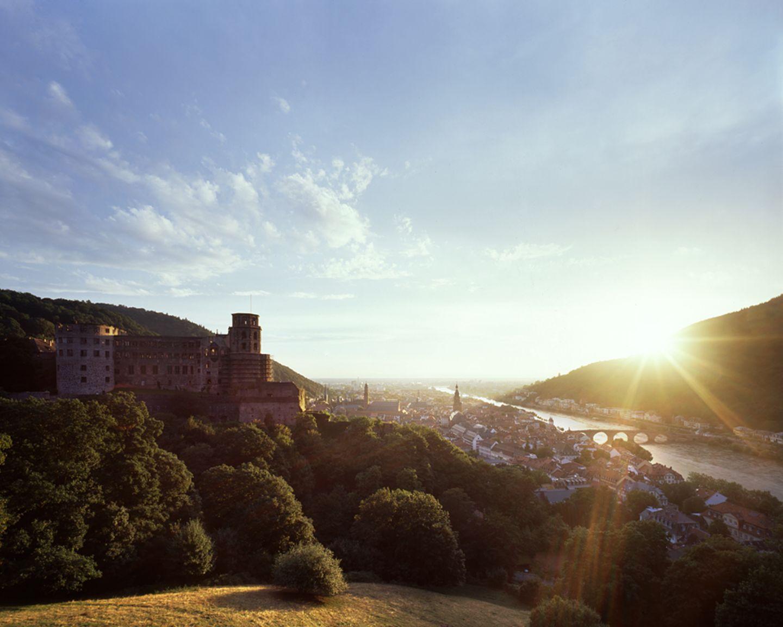 Heidelberg, die Schöne