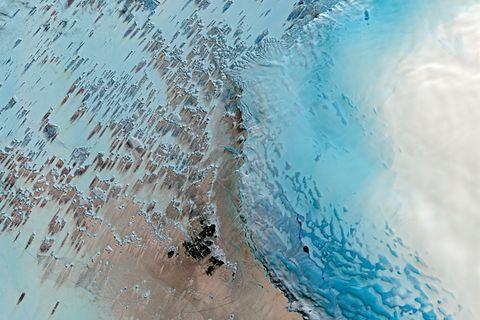 Satellitenfotos: Die Erde vom All