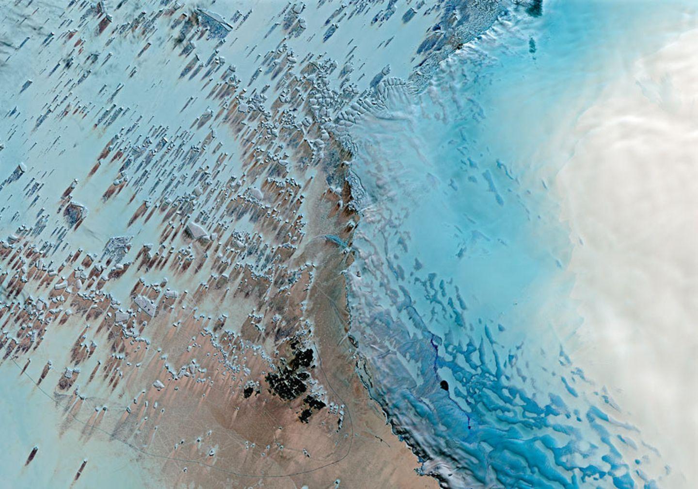 Antarktis: Lützow-Holm-Bucht