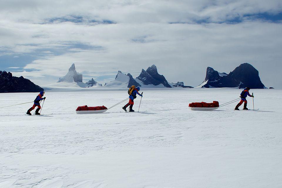 Antarktis: Expedition ans Ende der Welt