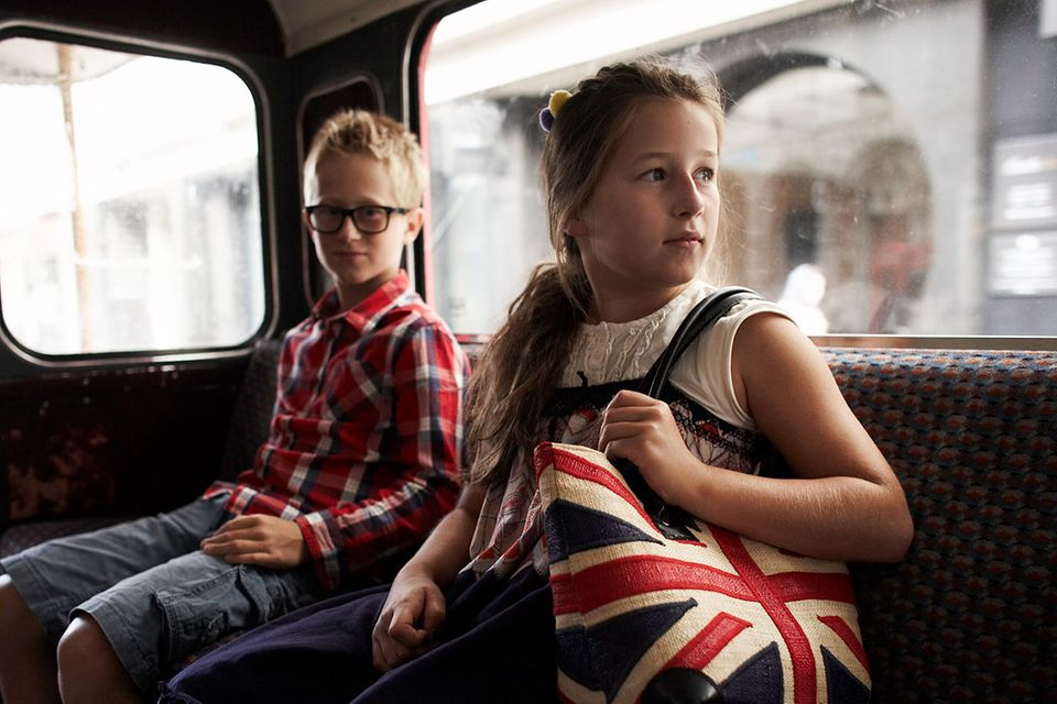 Fotogalerie: London mit Kindern
