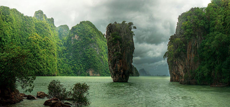 Phang-Na-Bucht, Südwest-Thailand