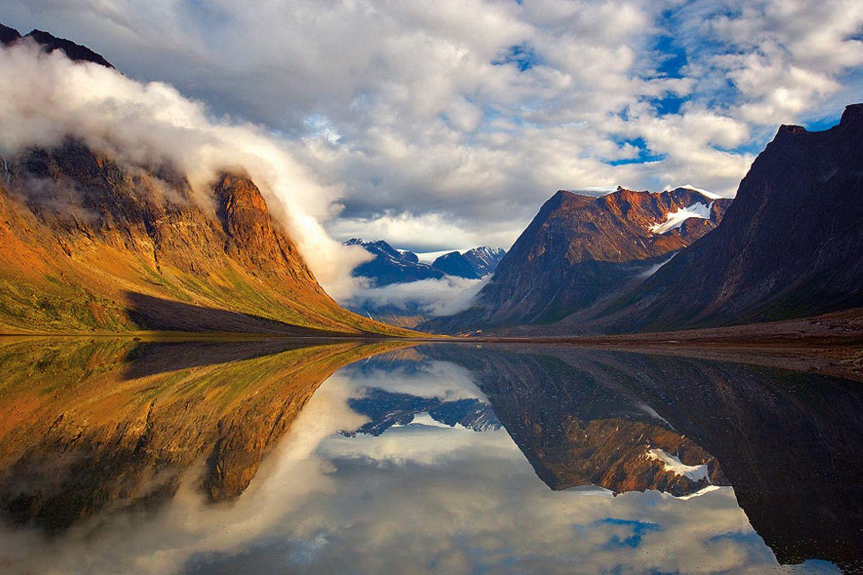 Baffin Island, Kanada