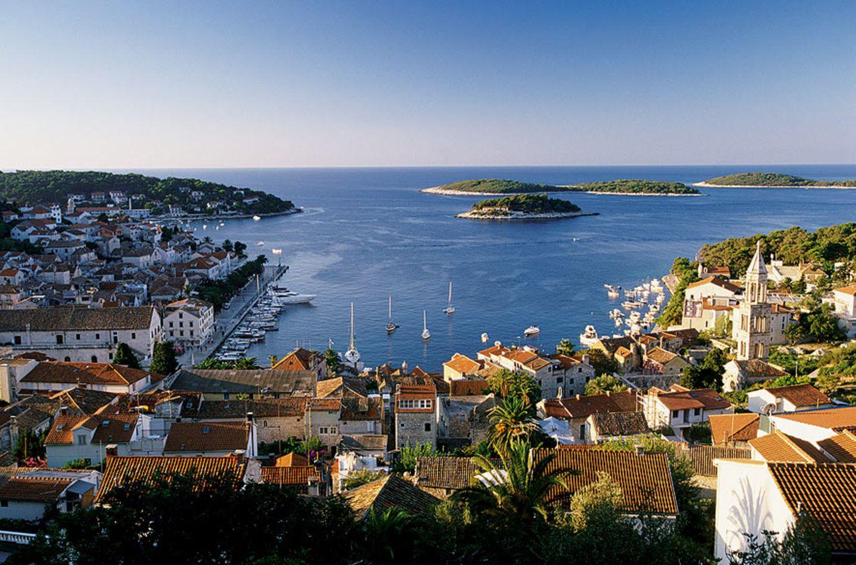 Havar, Dalmatinische Inseln, Kroatien