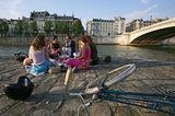 Fahrradfreundliches Paris