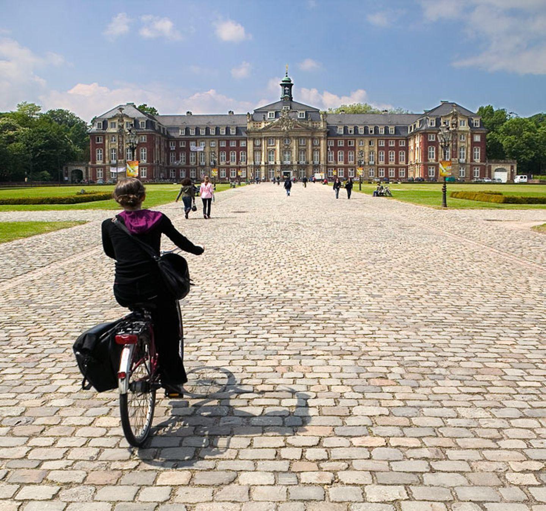 Fahrradfreundliches Münster