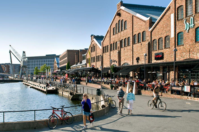 Fahrradfreundliches Trondheim