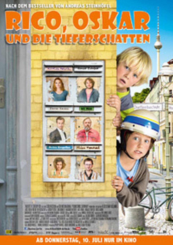 Hinter den Kulissen: Rico, Oskar und die Tieferschatten - ab 10. Juli im Kino