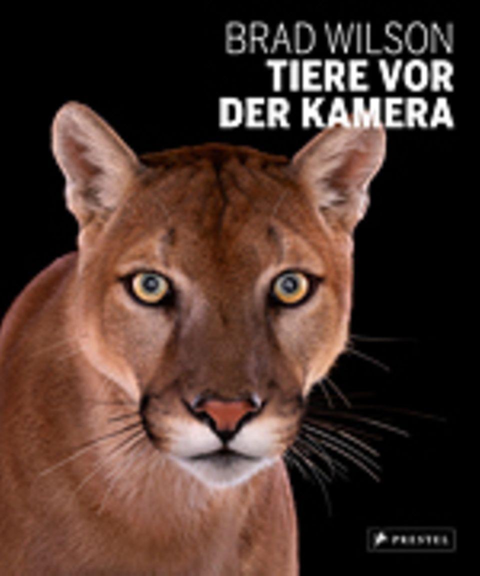 Tierporträts: Brad Wilson Tiere vor der Kamera Prestel Verlag 2014 Geb., 184 Seiten, 80 farb. Abb., 39,95 Euro