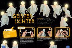 Kreativ: Das GEOlino-Machbuch: Halloween - Bild 4