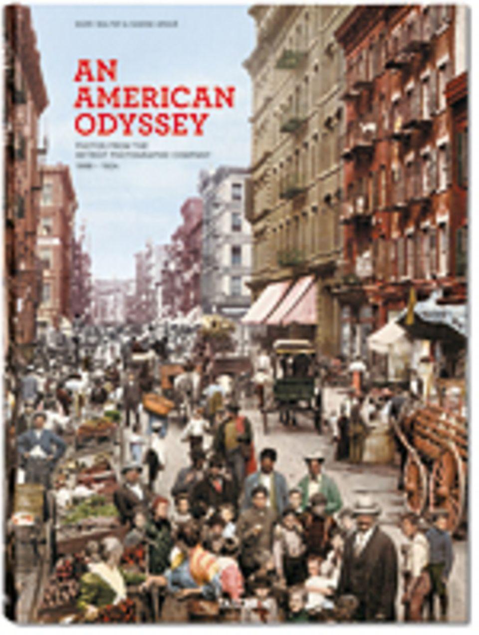 Fotogalerie: An American Odyssey, Marc Walter, Sabine Arqué, 600 Seiten, Texte auf Deutsch und Englisch, 150 Euro, erschienen bei Taschen Verlag, 2014