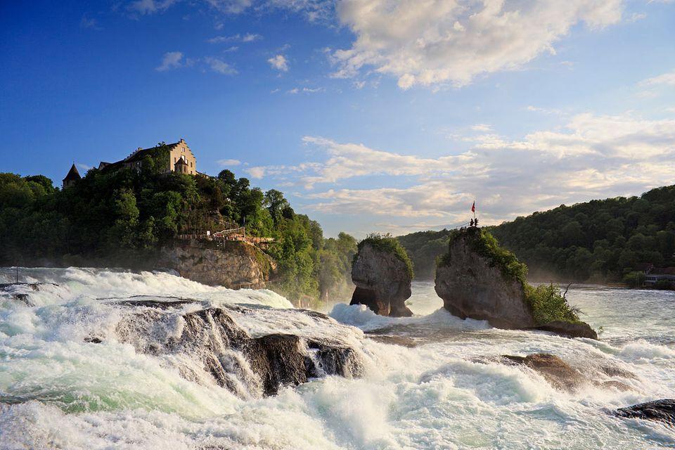 Fotogalerie: Die Top-Ten der Schweizer Sehenswürdigkeiten
