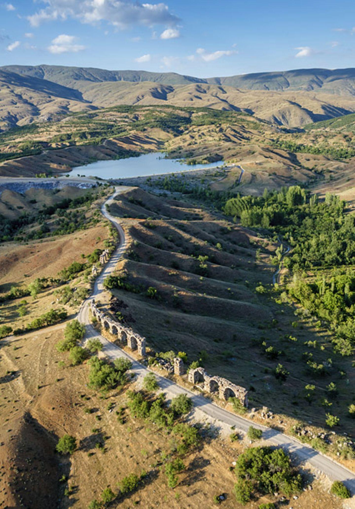Pilgerweg: Vom Meer in die Hochebene - der naturnahe St. Paulusweg, Türkei