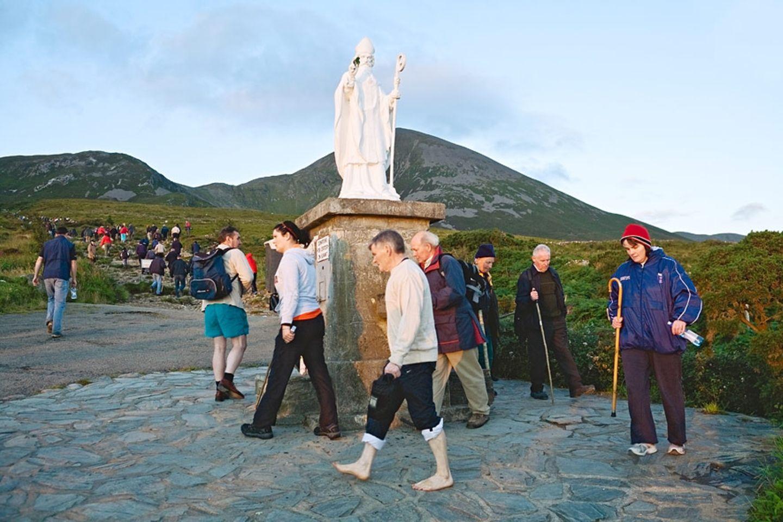 Pilgerweg: Auf den Spuren St. Patricks - der heilige Berg der Grünen Insel, Irland