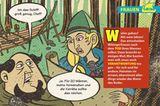 Wikinger: Comic: Eine Frau steht ihren Mann - Bild 2