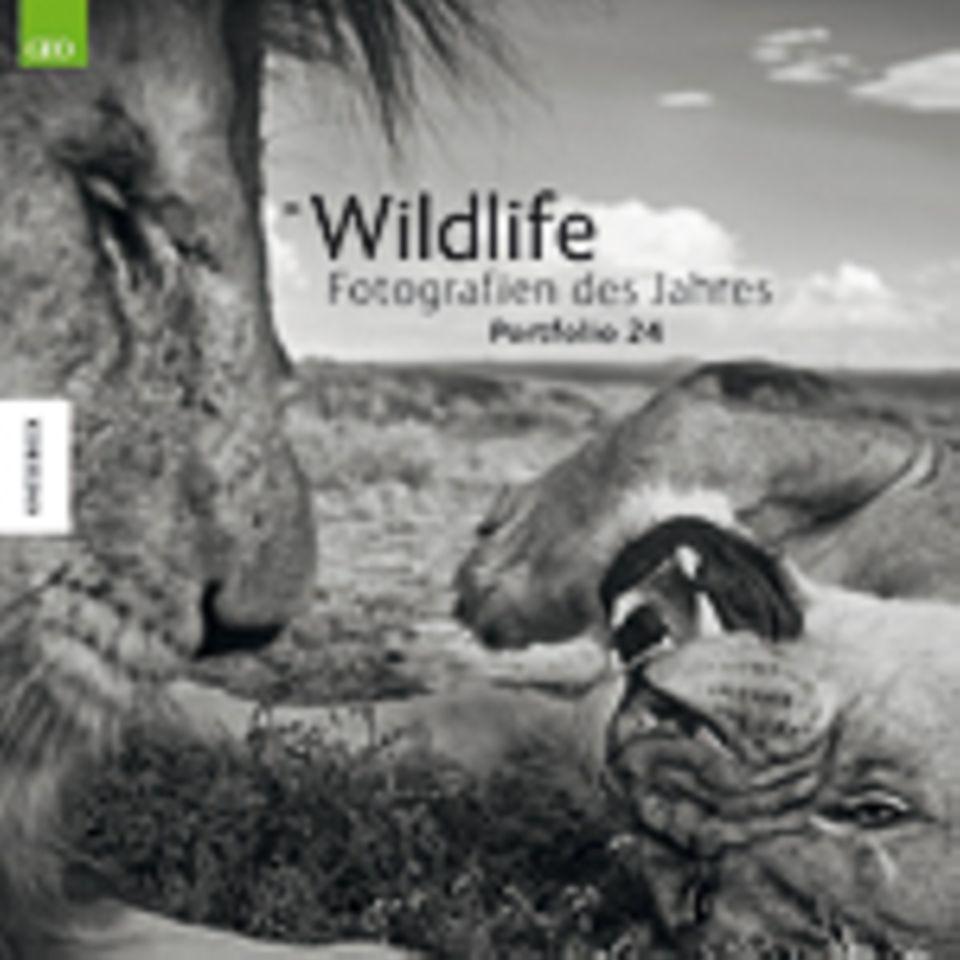 """Fotopreis: """"Wildlife Fotografien des Jahres"""", Portfolio 24, Knesebeck Verlag, in Kooperation mit GEO, 2014, 160 S., 34,95 Euro"""