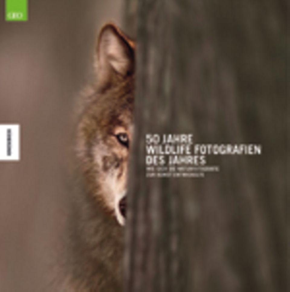 Fotowettbewerb: 50 Jahre Wildlife Fotografien des Jahres Gebunden, 256 Seiten mit ca. 190 farb. und s/w-Abb.; 49,95 Euro Knesebek Verlag in Kooperation mit GEO 2014