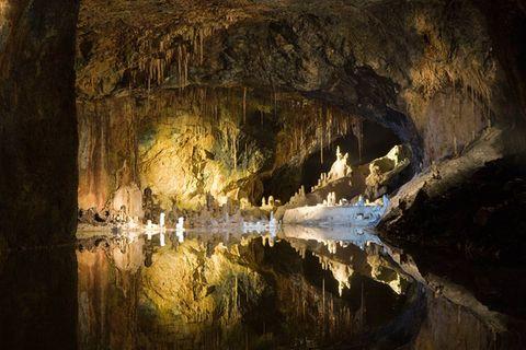 Reiseidee: Fahr zur Höhle