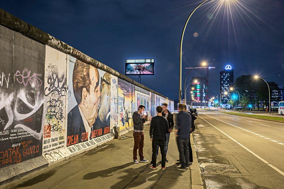 25 Jahre Mauerfall: Wo die Erinnerung lebt