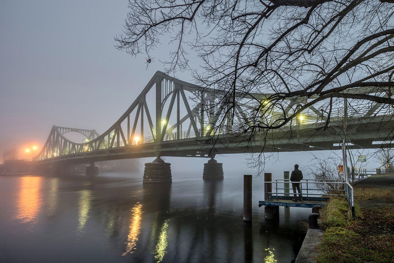 1. Glienicker Brücke, Wannsee/Potsdam