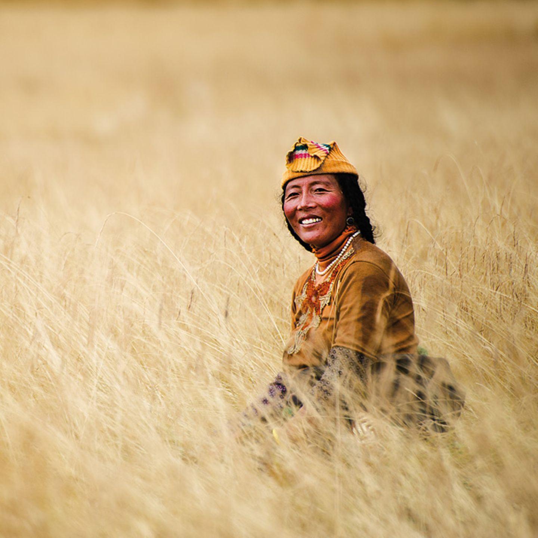 Tibeterin, Serxu, Kham-Region, Tibet