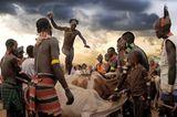 Hamar, Omo-Tal, Äthiopien