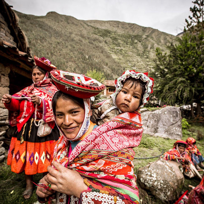 Willoq-Gemeinde, Cusco, Peru