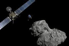 Rosetta: Rosetta hat es geschafft: Philae ist gelandet!