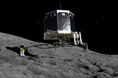 Rosetta: Rosetta hat es geschafft: Philae ist gelandet! - Bild 3