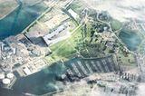 Luftreinhaltung im Hafen