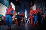 Superhelden-Gewerkschaft