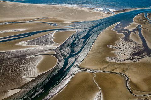 Nordsee: Kunstformen des Meeres