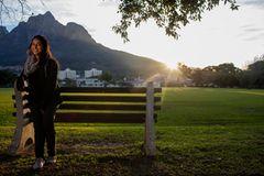 Nasreen Rawoot, 18, Schülerin aus Kapstadt