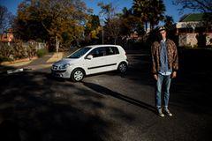 Sam Turpin, 18, Rapper aus Johannesburg