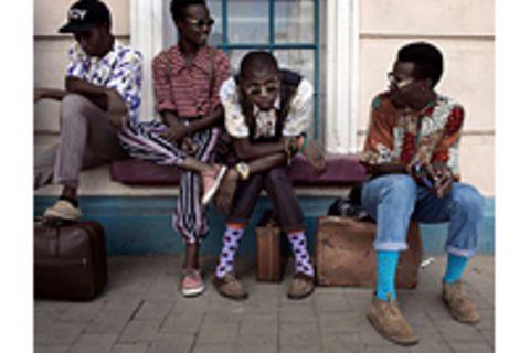 Fotogalerie: Südafrikas neue Kleider