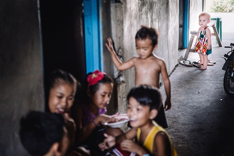 Philippinen: Kinder ohne Väter