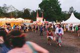 Woodford Folk Festival, Australien