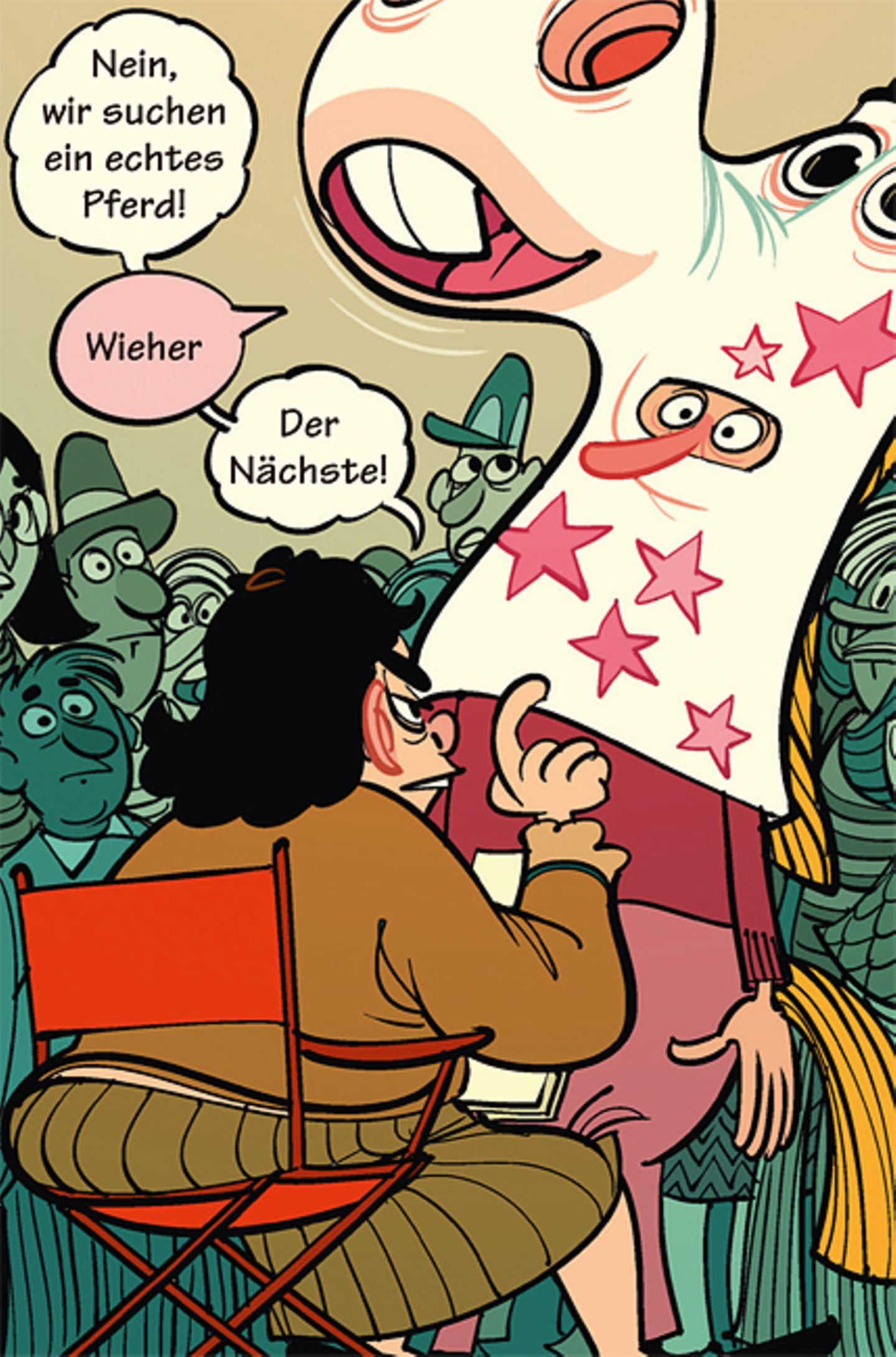 Comic: Wie entsteht ein Film? - Bild 7