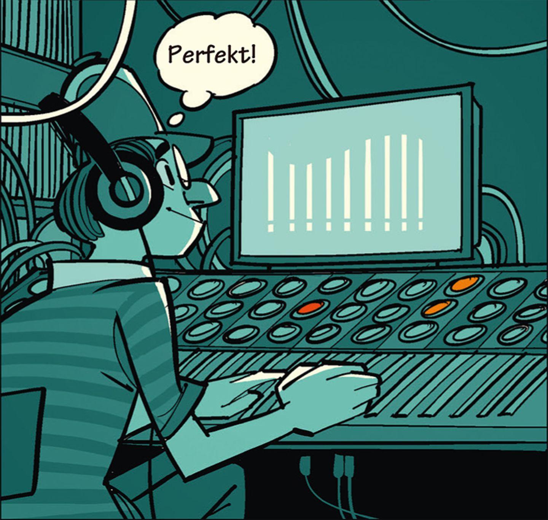 Comic: Wie entsteht ein Film? - Bild 19