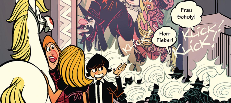 Comic: Wie entsteht ein Film? - Bild 22