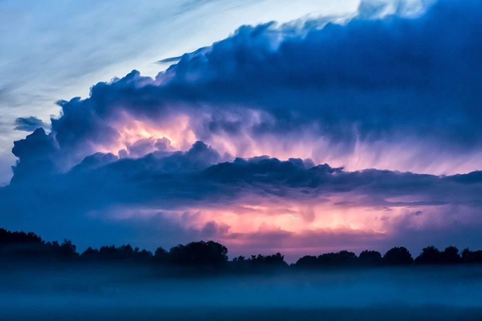 Wolken: Faszinierende Himmelsphänomene